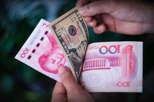 21日人民币对美元汇率中间价跌破6.75
