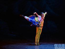 民族舞剧《太阳的女儿》备战永利娱乐场艺术节