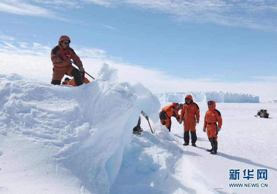China Antarctic expedition team completes elective training in Lhasa