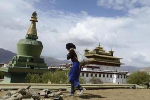 桑耶寺修缮保护工程进展顺利