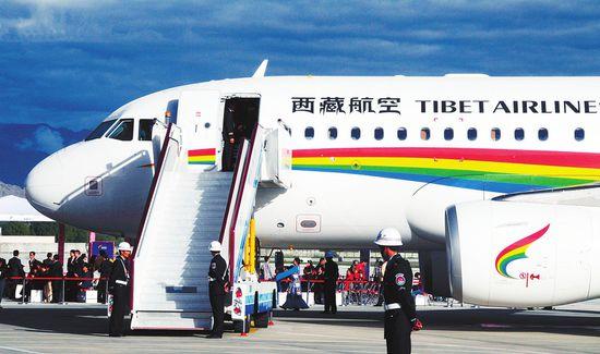 西藏、四川航空航班正常率不达标遭处罚
