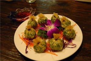 西藏拉萨:秋日素食