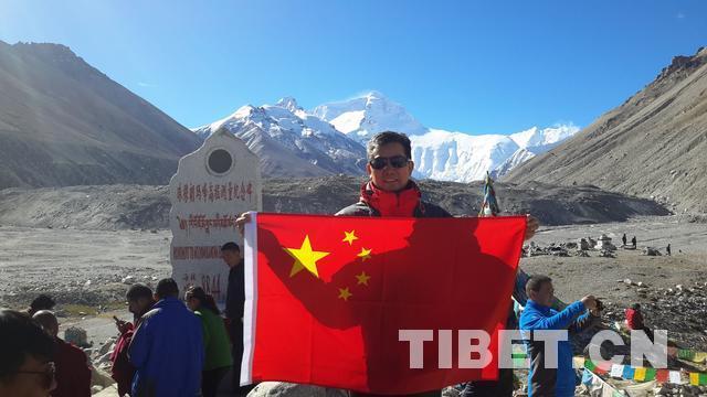 Journal of climbing Mt. Qomolangma