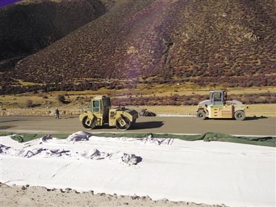 米拉山隧道将于明年9月底贯通