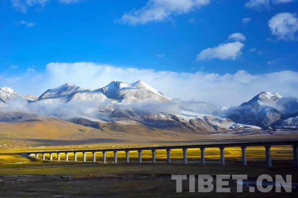 Sichuan-Tibet railway Kangding to Nyingchi segment to construct in 2018