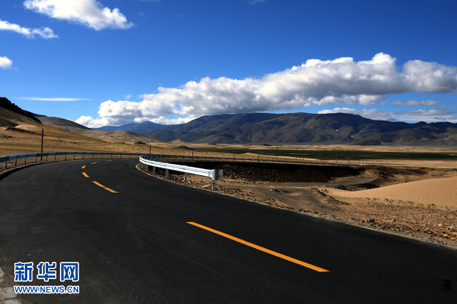 The heat is on for Tibet's remote prefecture