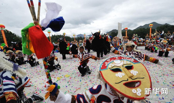 Tibet promotes professionals for intangible cultural heritage protection
