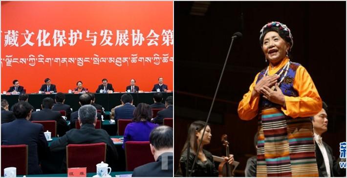 藏族艺术家才旦卓玛:用歌声传播西藏文化 讲西藏故事
