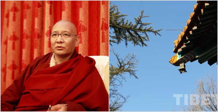 藏传佛教界人士热议十八届六中全会精神