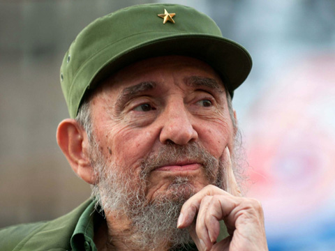 History, people to remember Castro: Chinese president