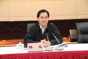 云南:传达学习党的十八届六中全会精神 陈豪主持会议