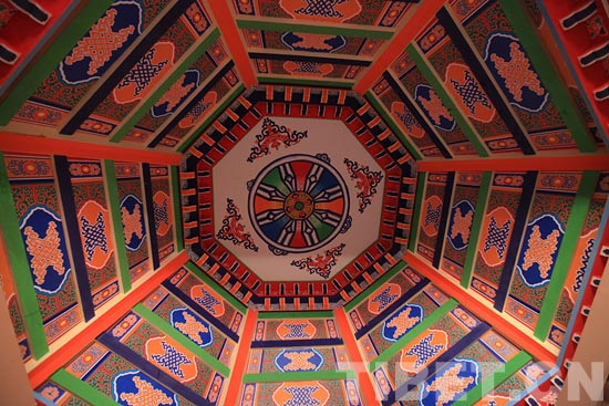 Nyang Pavilion: gallery of traditional ethnic culture in Tibet