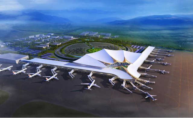 Blueprint of T3, Gonggar airport unveiled: Lhasa