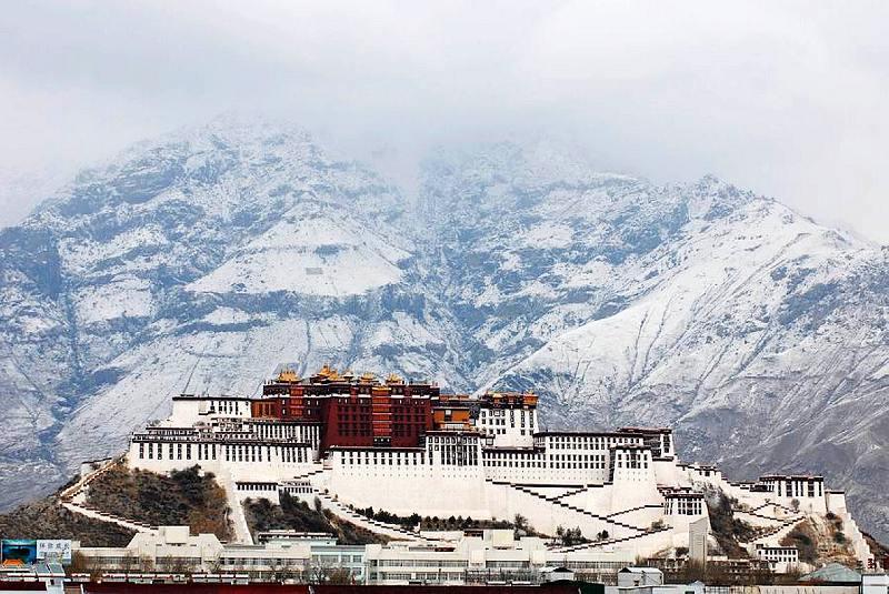 Tibet wird wärmer und feuchter