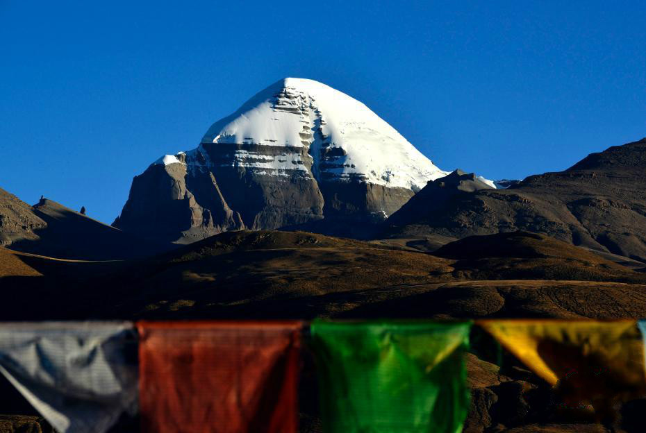 Mt. Gang Rinpoche, Tibet's holy mountain
