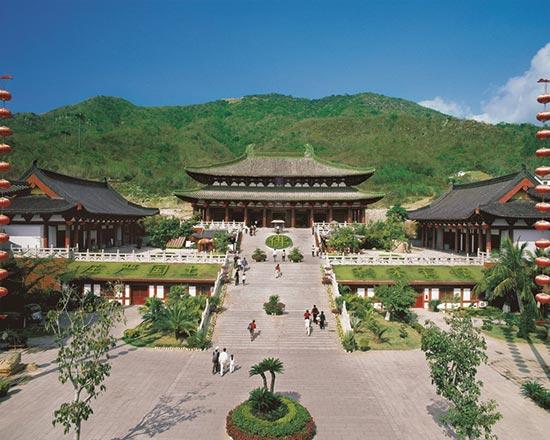 Buddhistisches Institut Nanhai wird 2017 eröffnet