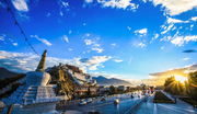 西藏,总有爱上它的理由——冬游西藏受游客青睐