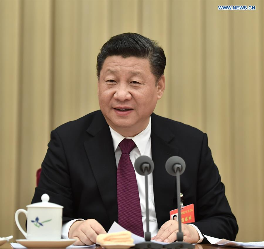 Xi highlights need to expand clean energy
