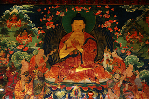 寺院壁画 以大昭寺为例