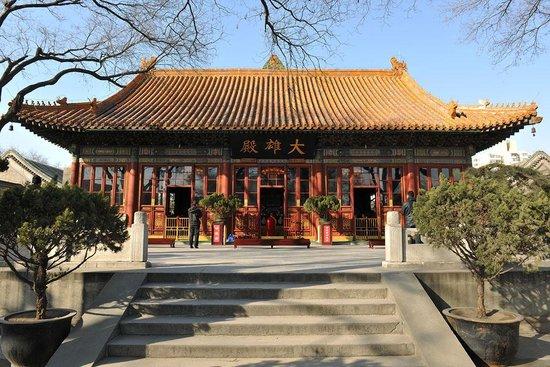 Guangji-Tempel