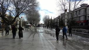 未来两天西藏中东部将出现4~6℃降温