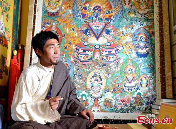 """Internet + Tibet intangible cultural heritages"" Alibaba activity held in Hangzhou"