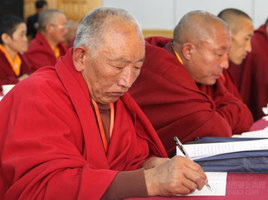 中国佛协西藏分会 举办首届藏传佛教教义阐释论坛