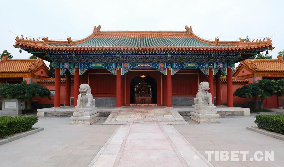 中国藏语系高级佛学院西黄寺