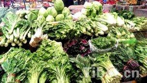 在这里,蔬菜曾是奢侈品
