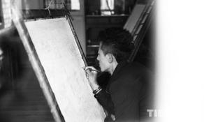 Der Thangka-Maler Goinqoggyai