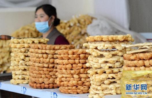 Tibetan New Year specialty: Kasai