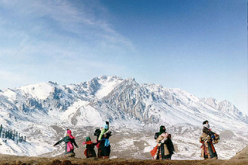 "Tibetan New Year leads to a spurt of ""winter travel to Tibet"""