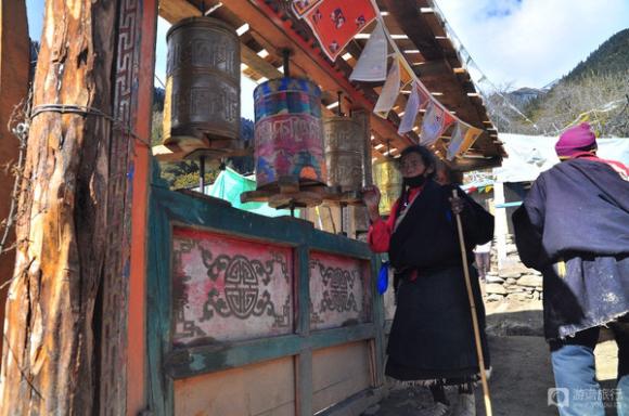 Der heilige Bön-Berg: Dialog mit Göttern