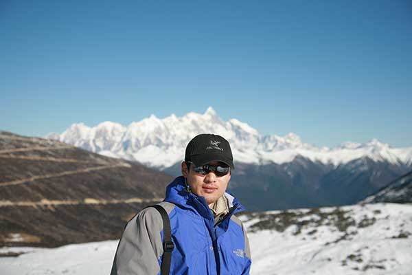 Tourism entrepreneur fulfills his dream on the high plateau