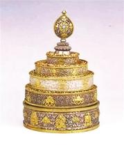 罗布林卡100件/套珍贵精品文物在福建博物院展出