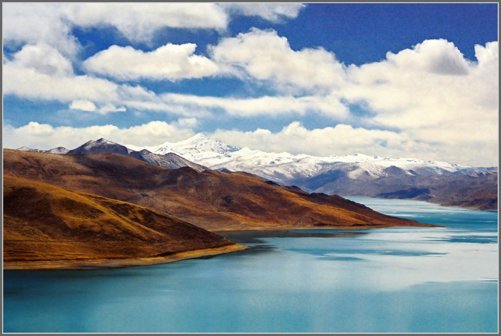 Tibet invests billions in environmental protection