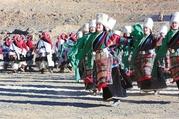 一个原生态文化品牌的成长——原生态舞蹈班戈谐钦已成为藏区一张靓丽的名片