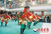 山西省援藏工作促进会看望在山西太原藏族学生