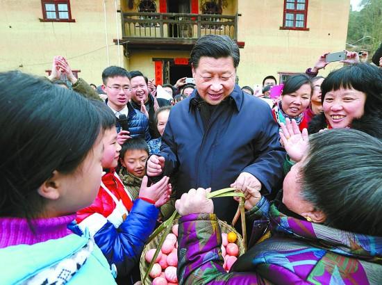 新华网评:民生疾苦在总书记心中的分量