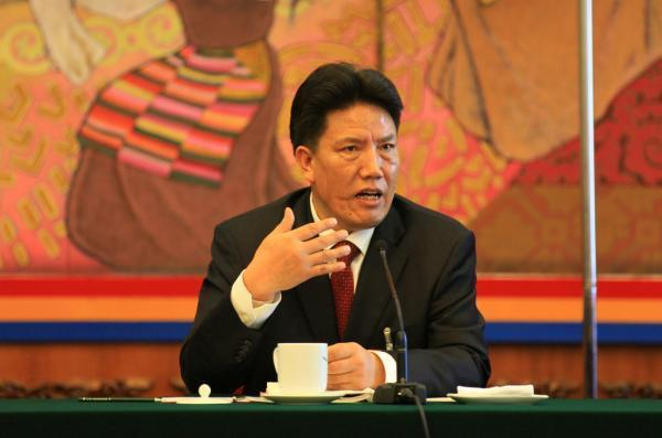 Tibet chairman vows further eco-environment protection