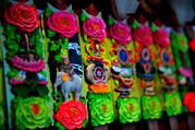 全国首家酥油花艺术馆在西藏开工建设