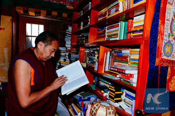 True Tibet in eyes of Western scholars