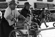 黑白纪实:西藏生活