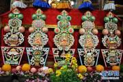 全国首家酥油花艺术馆在西藏开建 有望今年试营业