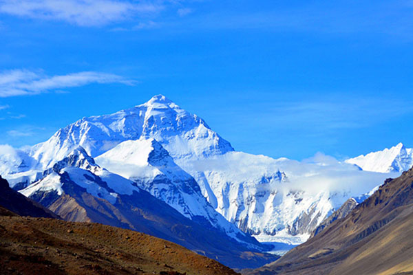Hiking activities to be conducted on Mt. Qomolangma