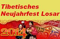 Tibetisches Neujahrfest Losar 2014