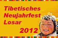 Tibetisches Neujahrfest Losar  2012