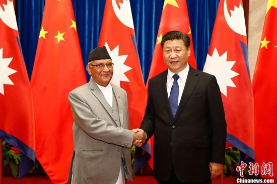 Nepali PM's China visit landmark to enhance relations: experts