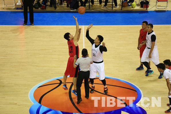 Tibet establishes first youth basketball team