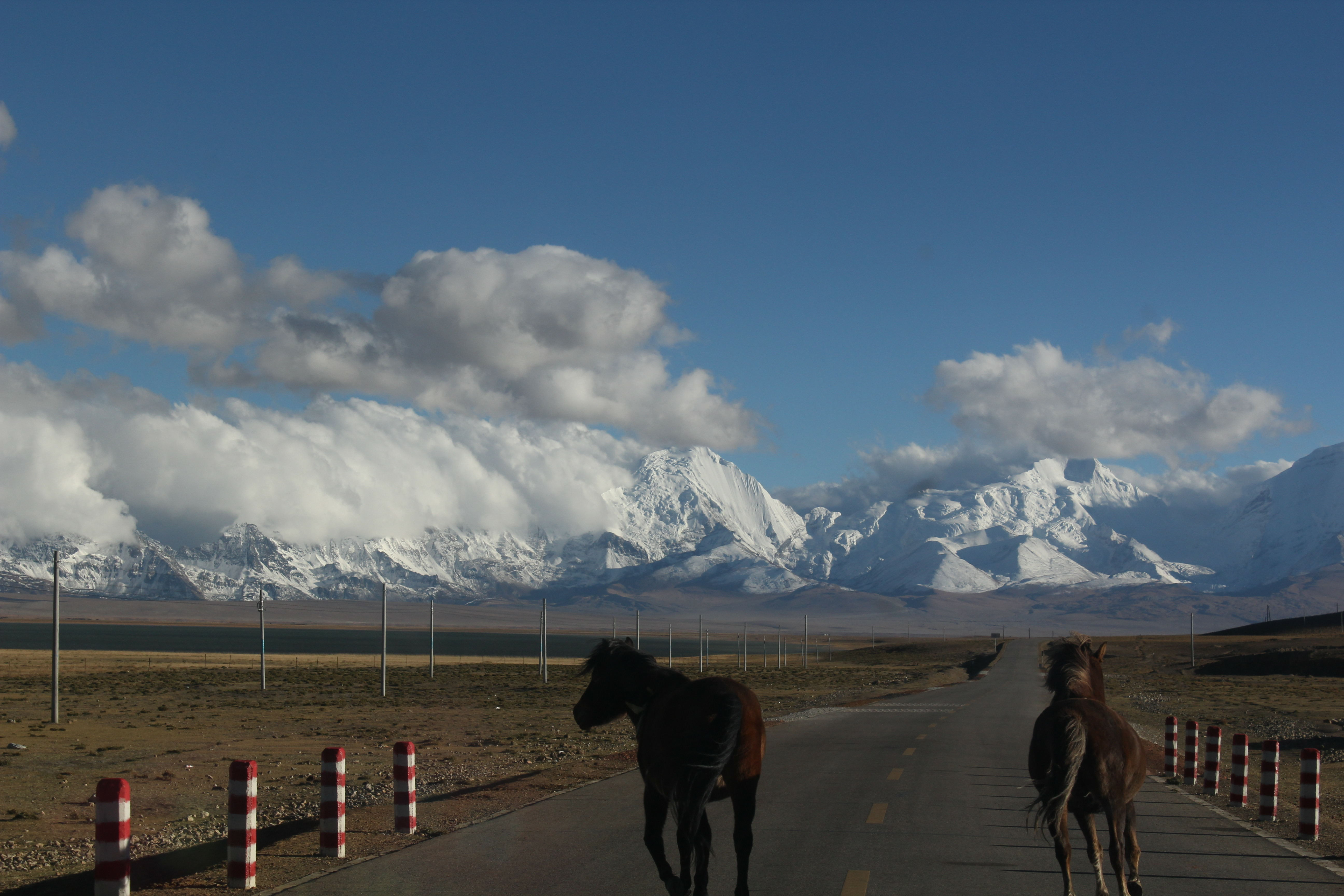 """The eight """"Route Signs"""" in Tibet (II)"""
